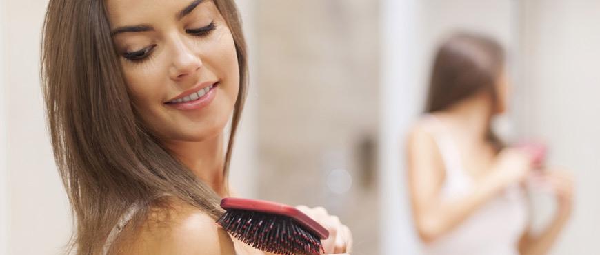 Bockshornklee zur Förderung des Haarwuchses